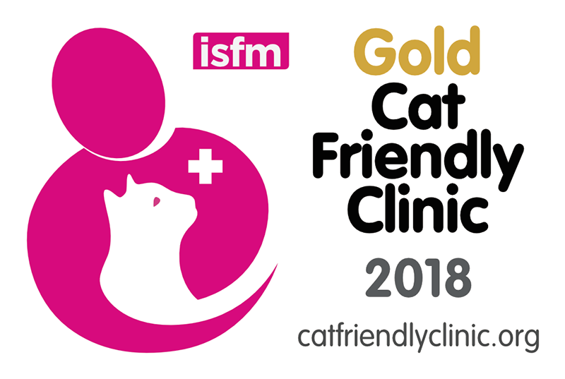 Logo - Cat Friendly Clinic