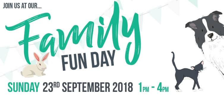 Family Fun Day - September 23rd 2018